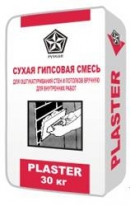 Штукатурка гипсовая для машинного нанесения РУСЕАН PLASTER-M, 30 кг