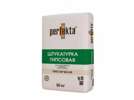 Штукатурка гипсовая Perfekta Гипстар Белая, 30 кг