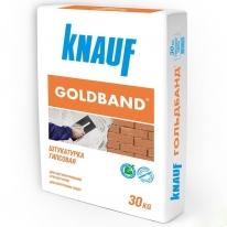 Штукатурка гипсовая Гольдбанд Кнауф, 30 кг