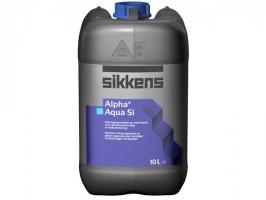Грунт гидрофобный, паропроницаемый Sikkens Alpha Aqua SL 10 л