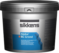 Грунт матовый для декоративных матерьялов изолирующий Sikkens Alpha BL Grond 0,93 л