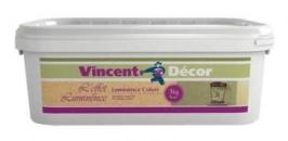 Покрытие флоковое Vincent Decor Luminance Colori 8 кг (№35)