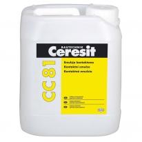Добавка адгезионная CERESIT CC 81, 10 л