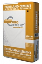 Цемент 32,5 H ЕвроЦемент групп М 400, 50 кг