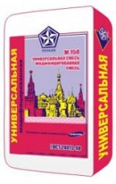 Сухая смесь универсальная модифицированная РУСЕАН М 150, 40 кг