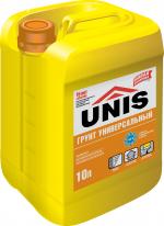 Грунтовка универсальная ЮНИС, 10 л