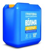 Грунтовка ВОЛМА-Интерьер, 10 л