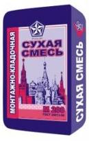 Сухая смесь монтажно-кладочная РУСЕАН М-200, 40 кг