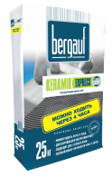 Клей быстротвердеющий Bergauf Keramik Express, 25 кг