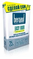 Клей быстрой фиксации для людей с любым уровнем подготовки Bergauf Easy Fixer, 25 кг