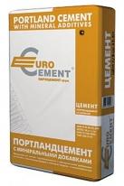 Цемент 42,5 ЕвроЦемент групп М 500, 50 кг