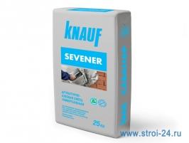 Штукатурно-клеевая смесь КНАУФ-Севенер, 25 кг