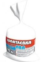 Шпаклевка на основе ПВА ГЕРМЕС Экстра, 15 кг