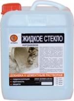 Жидкое стекло натриевое ГЕРМЕС, 15 кг