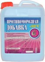 Добавка противоморозная с пластифицирующим эффектом ГЕРМЕС С-3, 10 л
