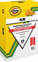 Шпаклевка полимерная ЮНИС KR, 25 кг