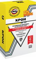 Шпаклевка полимерная ЮНИС Крон, 25 кг