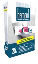 Шпаклевка белая полимерная для стен и потолков Bergauf Finish Polymer, 25 кг