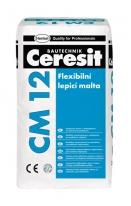Клей для напольной плитки и керамогранита крупного формата CERESIT CM 12, 25 кг
