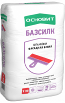 Шпаклевка ОСНОВИТ БАЗСИЛК Т-30, 20 кг