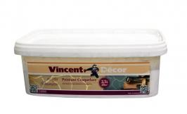 Краска для создания микро-трещин Vincent Decor Peinture Craquelure 2,5 л (база С)