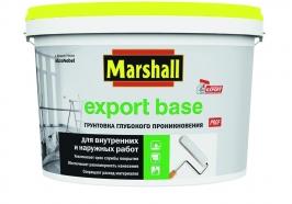 Грунтовка универсальная Marshall Export Base, 10 л