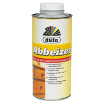 Средство для удаления краски Dufa Abbeizer, 0,75 л