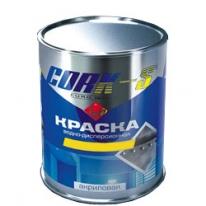 Краска для дорожной разметки «Перекресток» КОРК-С, 15 кг