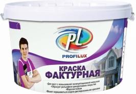 Краска с паропроницаемая универсальная Profilux фактурная 16 кг
