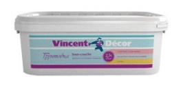 Краска грунт для декоративной штукатурки Vincent Decor Sous couche 6,5 л