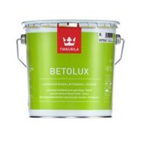 Краска для пола внутри помещения Tikkurila Betolux 9 л (база А)