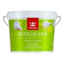Краска водорастворимая для пола Tikkurila Betolux Akva 0,9 л (база С)