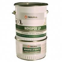Покрытие новопокс двухкомпонентное эпоксидное для пола Tikkurila Novopox 7 л (серое)
