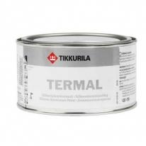 Краска термостойкая, алюминевая Tikkurila Termal 0,33 л