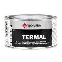 Краска термостойкая, черная Tikkurila Termal 0,33 л