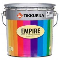 Краска универсальная алкидная полуматовая тиксотропная Tikkurila Эмпире / Empire 2,7 л (база А)