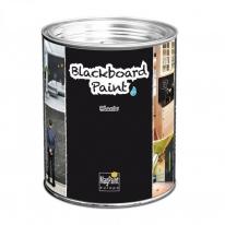 Краска черная грифельная для школьных досок Magpaint 1 л