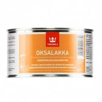 Лак специальный для сучков Tikkurila Oksalakka 0,33 л