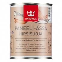 Водорастворимый защитный состав для древесины Tikkurila Paneeli Assa 0,9 л