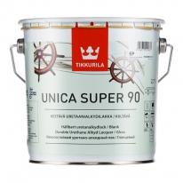 Лак яхтный глянцевый Tikkurila Unica Super 9 л