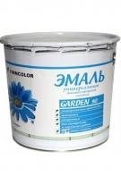 Эмаль алкидная глянцевая бесцветный Tikkurila Finncolor Garden 90 0,9 л (баз С)