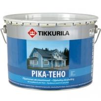 Краска акриловая латексная матовая Тиккурила Пика-Техо / Tikkurila Pika-Teho 0,9 л (база С)