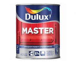 Эмаль универсальная глянцевая Dulux Master 90 0,9 л (база ВС)