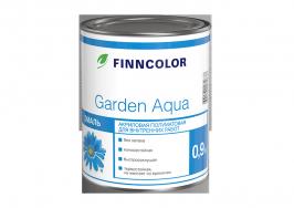Эмаль акриловая, универсальная Tikkurila Finncolor Garden Aqua 0,9 л (база А)
