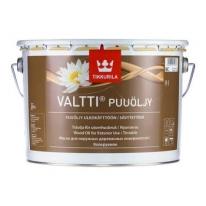 Масло для дерева Tikkurila Valtty Puuoljy, 9 л
