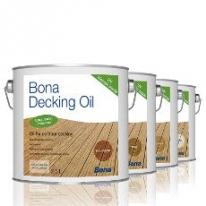 Масло для наружных деревянных поверхностей террас Bona Decking Oil 2,5 л
