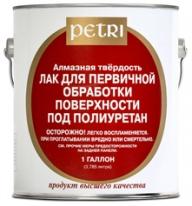 Лак обязательный грунтовочный Petri Sanding Sealer 9,5 л