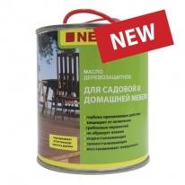 Масло для мебели и интерьеров Neomid Interior Oil 0,75 л (красное дерево)