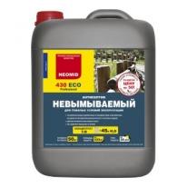 Антисептик невымываемый зеленый Neomid 430 ECO 1 кг