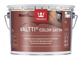 Антисептик для дерева Tikkurila Valtti Color Satin 9 л